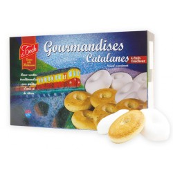 GOURMANDISES CATALANES 400 G