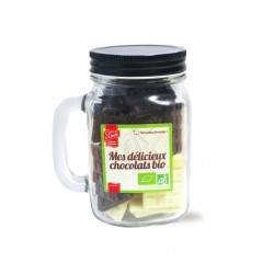 N°098 POT CHOCOLATE BIO 168G